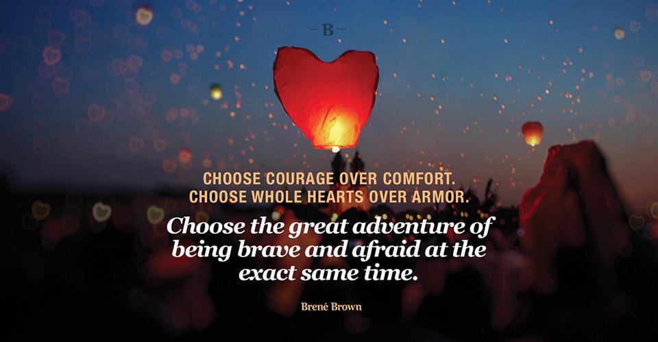 courageous-brene
